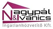 Nagypál & Ivanics Kft Ingatlanközvetítő iroda Logo